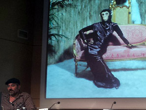 Biel Capllonch talk in Donostia San Sebastian.- ESTUDIO YOX
