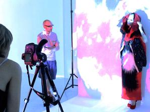 'ARTS-PHOTO-FASHION. 3'. Workshop in Donostia San Sebastian.- ESTUDIO YOX