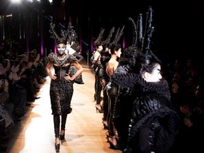 Marko Mitanovki fashion show. Museo Cristobal Balenciaga.- ESTUDIO YOX