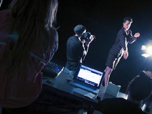 Jose Morraja. 'VIDEO-ART & FASHION. Fashion film'. Workshop.- ESTUDIO YOX