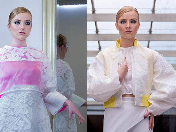 'K-REFLECTIONS'. Fashion photography series.- ESTUDIO YOX