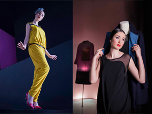'OBSIDIAN'. Fashion photography series.- ESTUDIO YOX