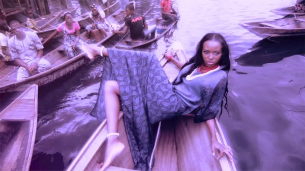 The Oleku drape dress story_fashion film in africa