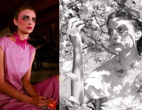 'DE-SIDERA'. Fashion photography series.- ESTUDIO YOX