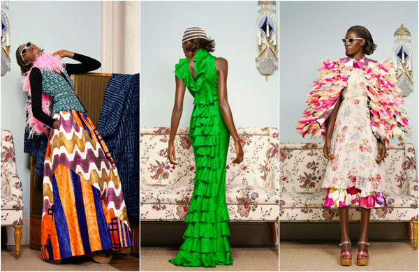 d3e566052e6 SPRING   SUMMER 2015 . Year and country of production  2014. United  Kingdom. Directed by  Luis Monteiro. Portugal. Fashion brand  Duro Olowu.  Nigeria.