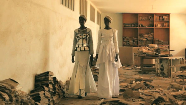 Inner cruise_fashion film in africa